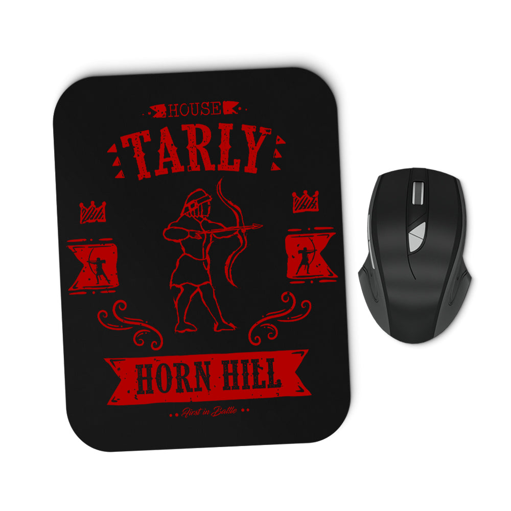 The Red Huntsman - Mousepad