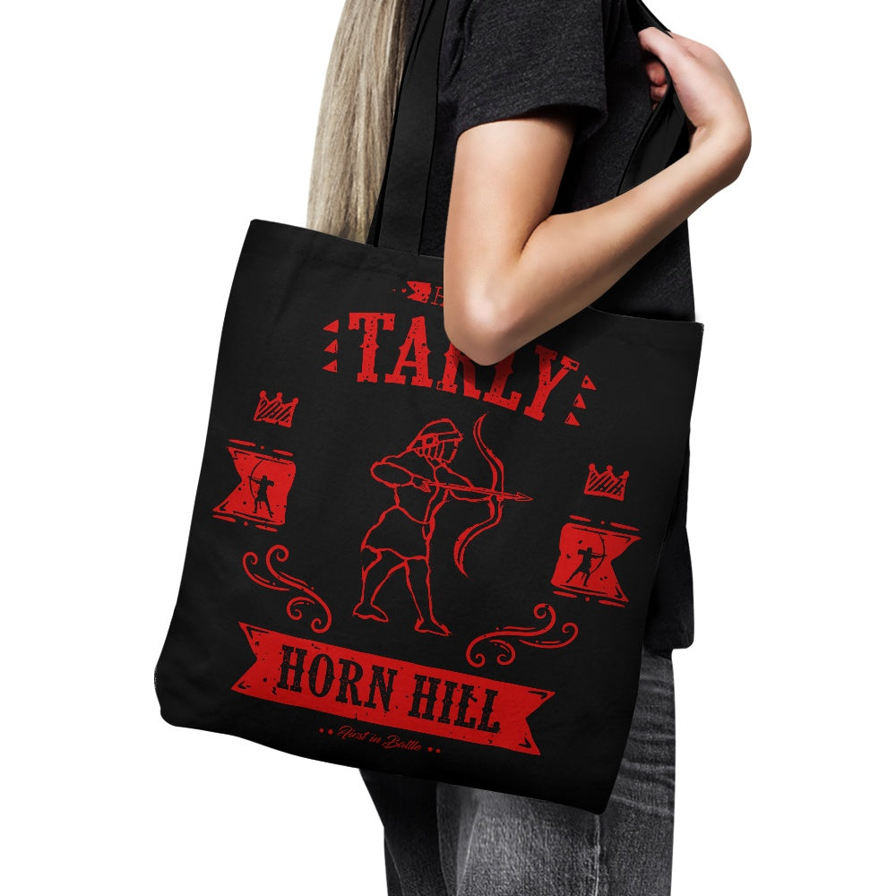 The Red Huntsman - Tote Bag