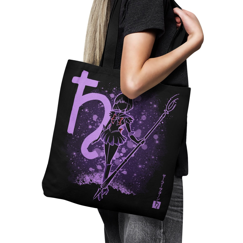 The Saturn - Tote Bag