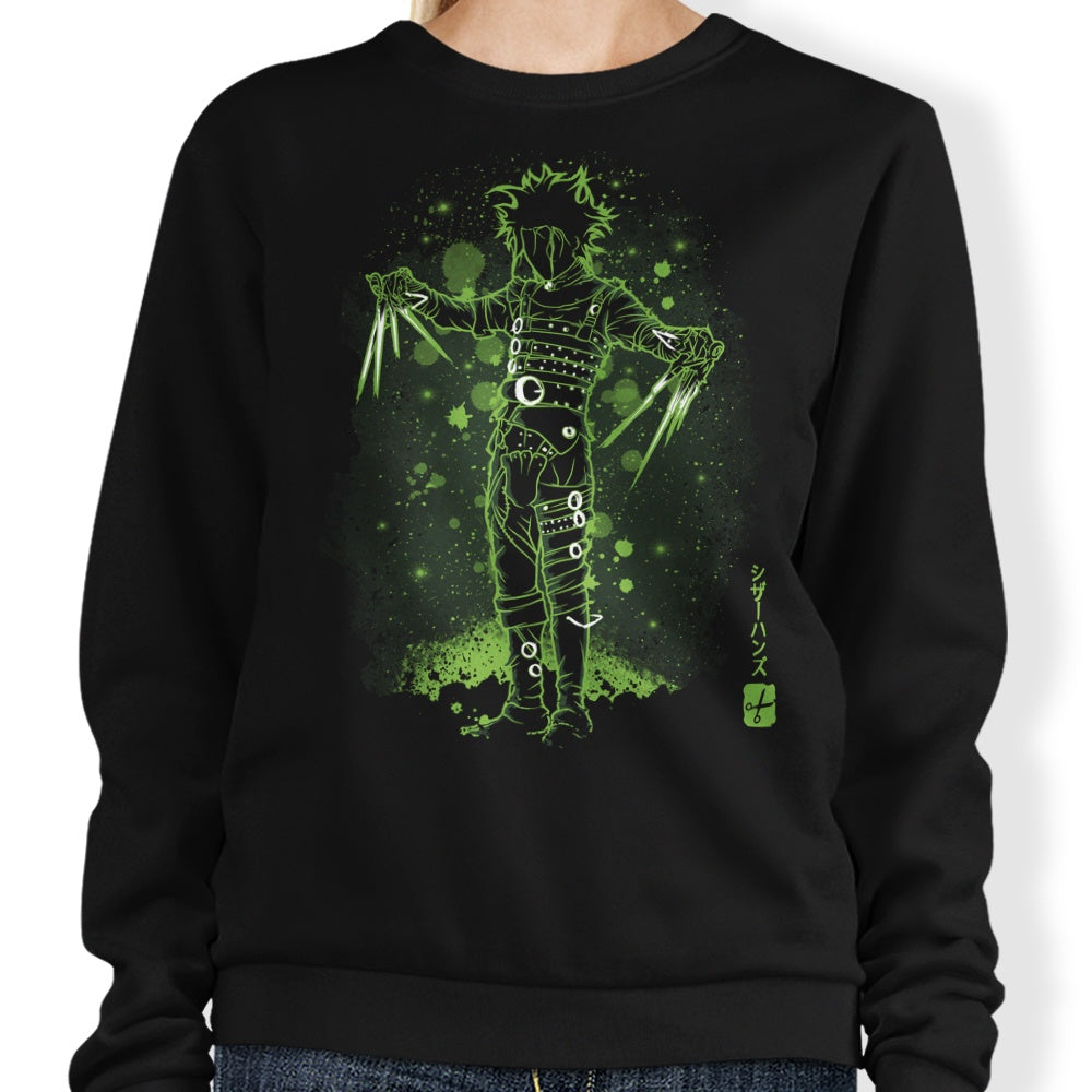 The Scissorhands (Alt) - Sweatshirt