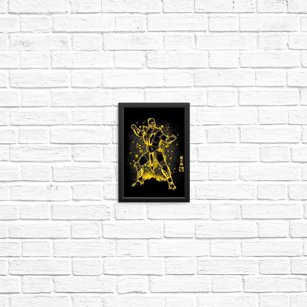 The Scorpion - Posters & Prints