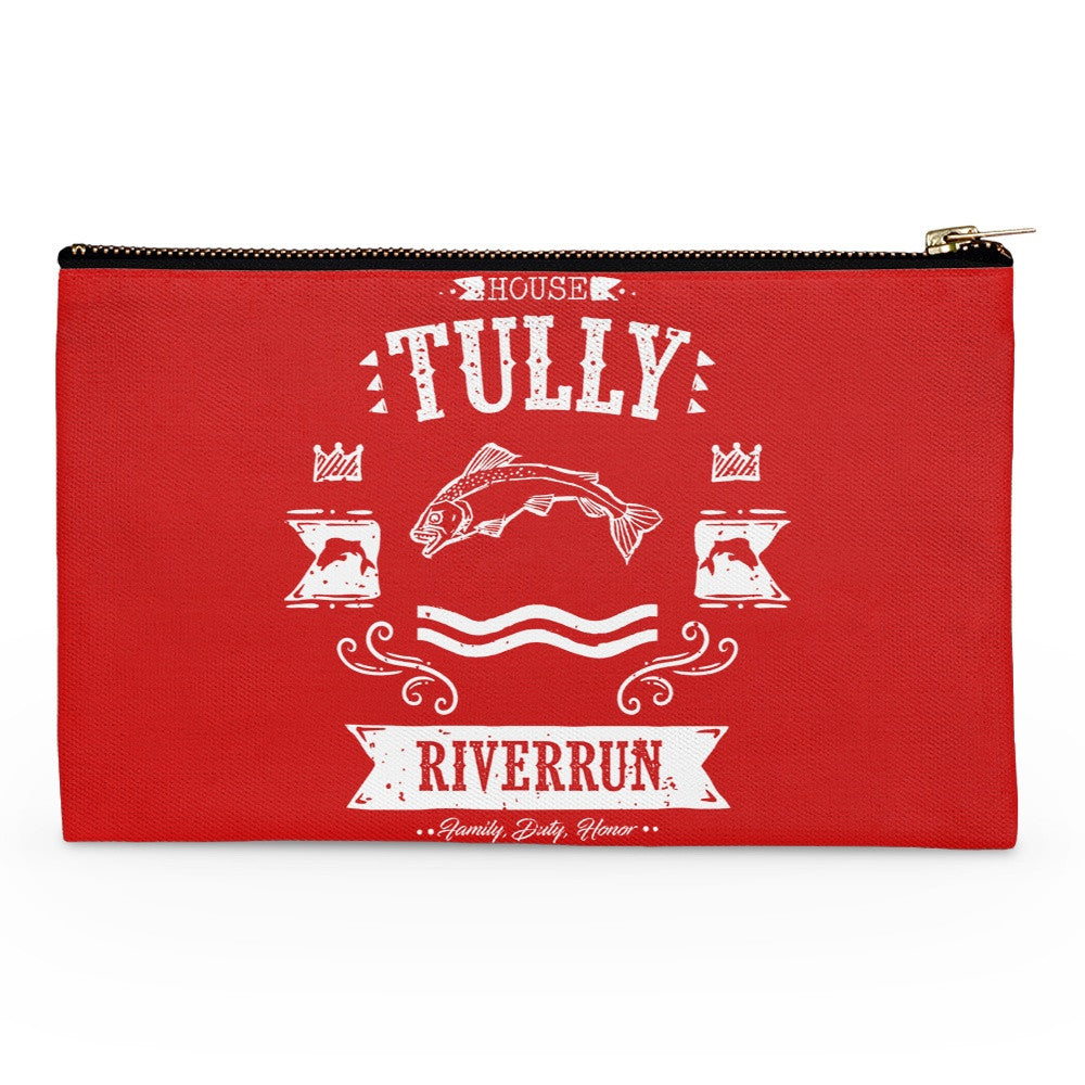 The Silver Trout - Accessory Pouch