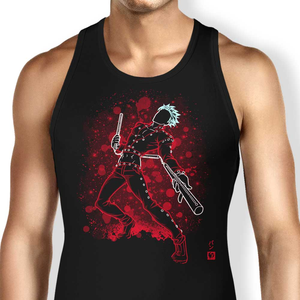 The Sin of Greed - Tank Top