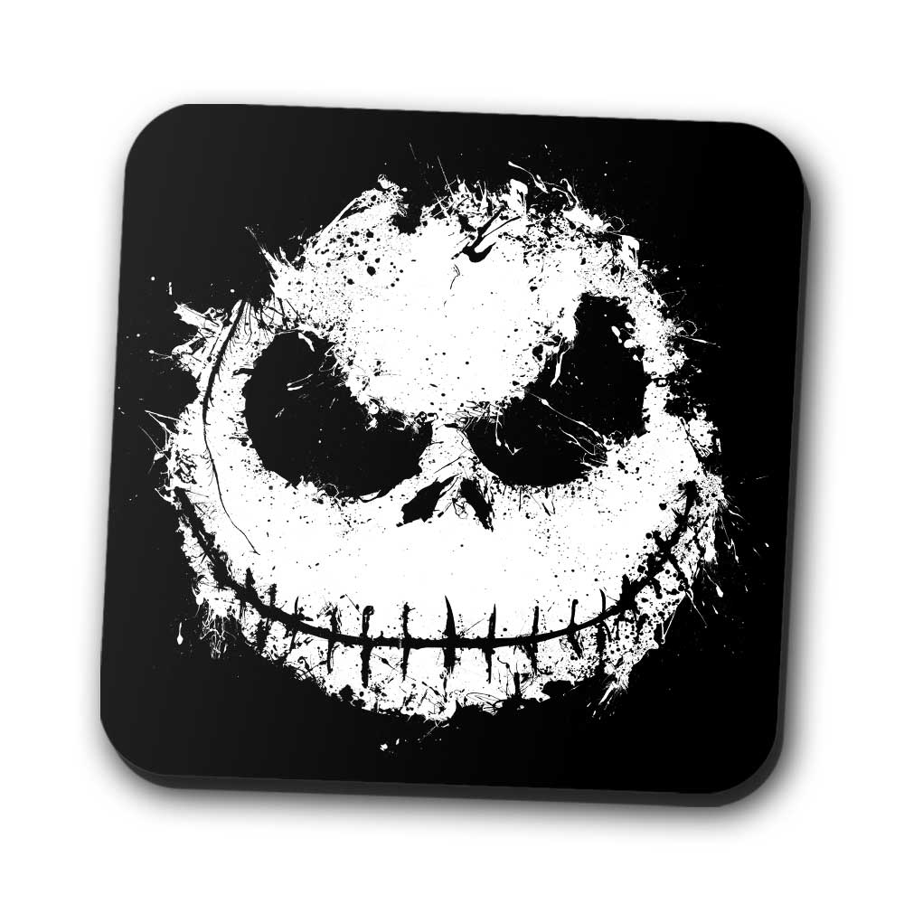 The Skeleton Grin - Coasters