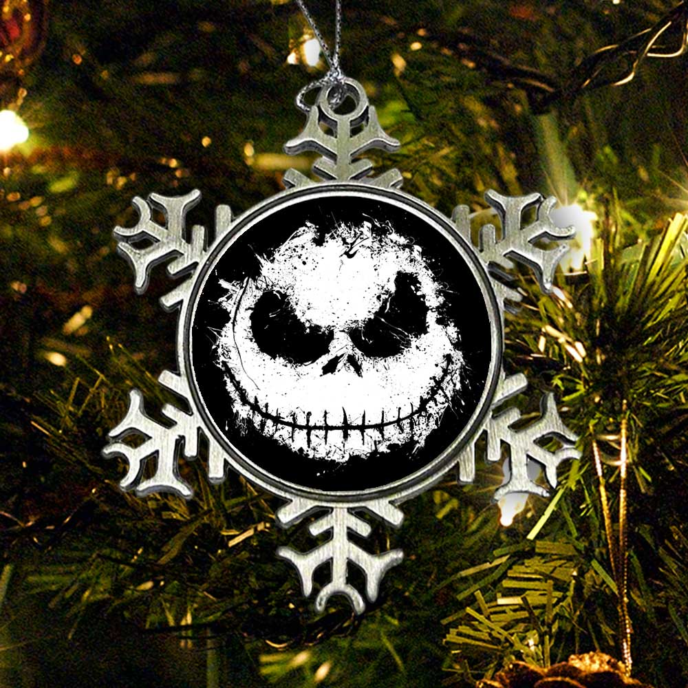 The Skeleton Grin - Ornament