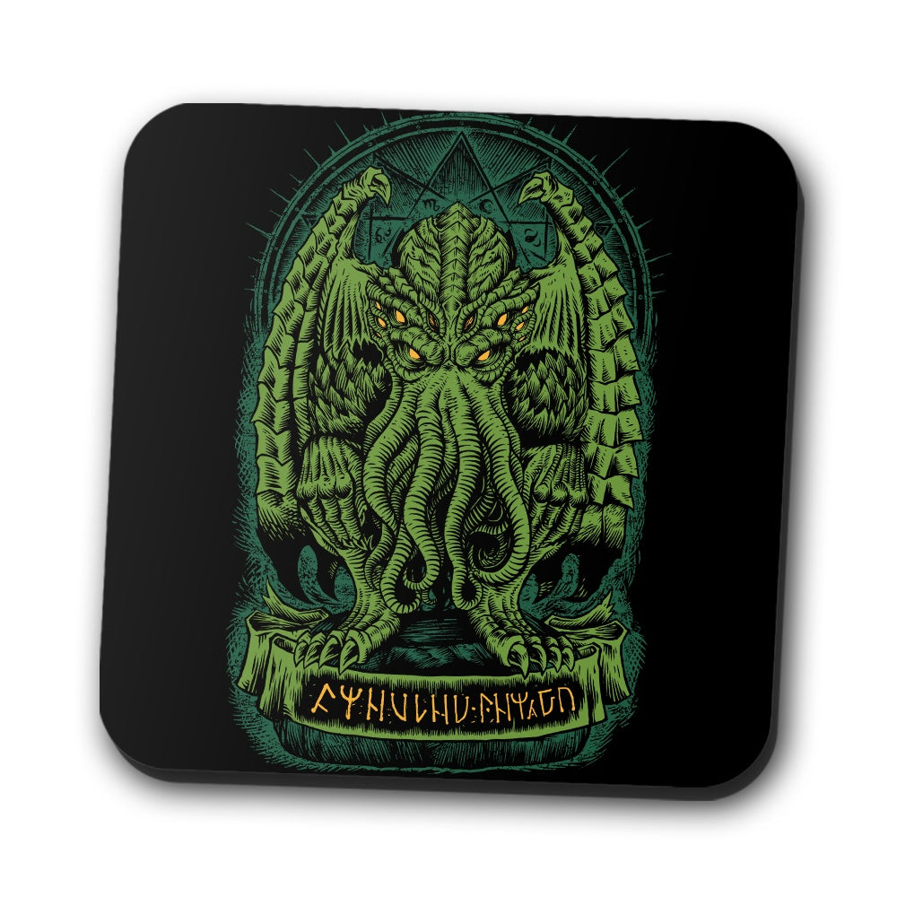 The Sleeper of R'lyeh - Coasters