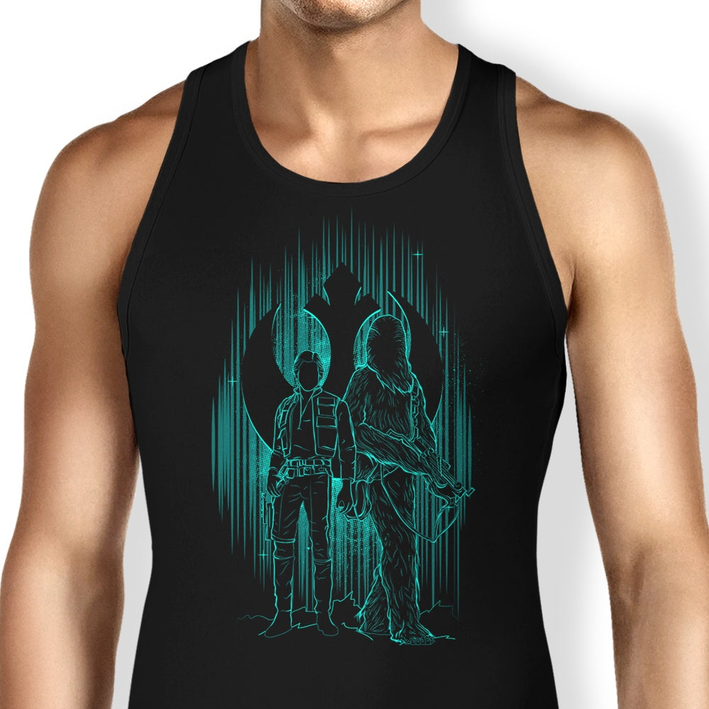 The Smuggler's Shadow - Tank Top