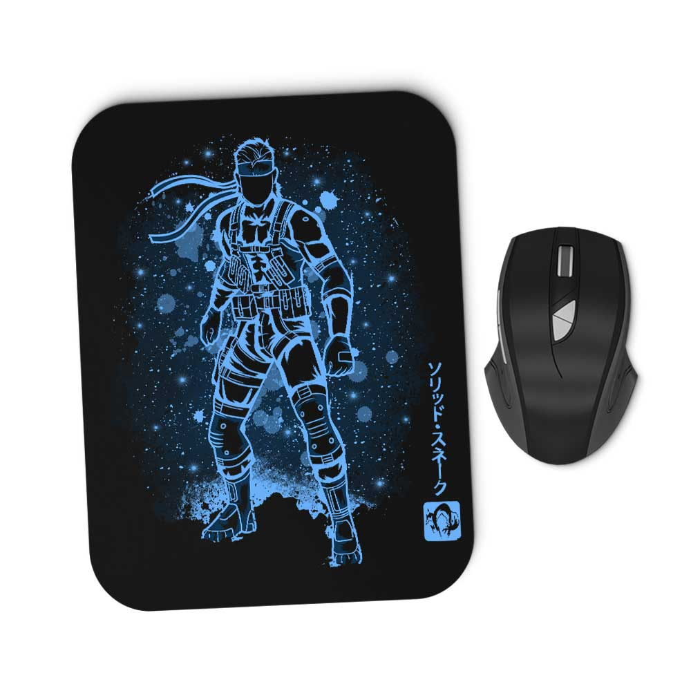 The Snake - Mousepad