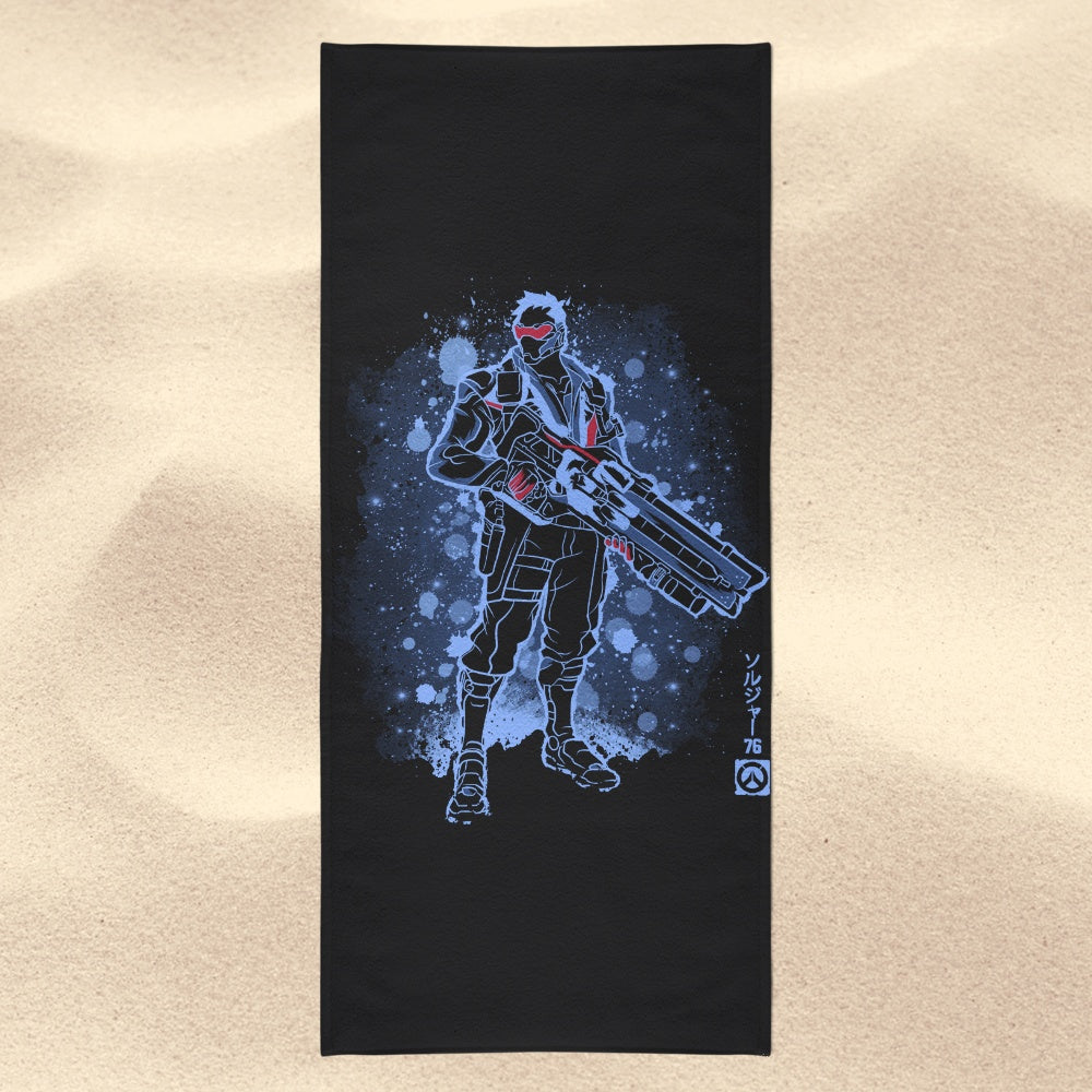 The Soldier - Towel