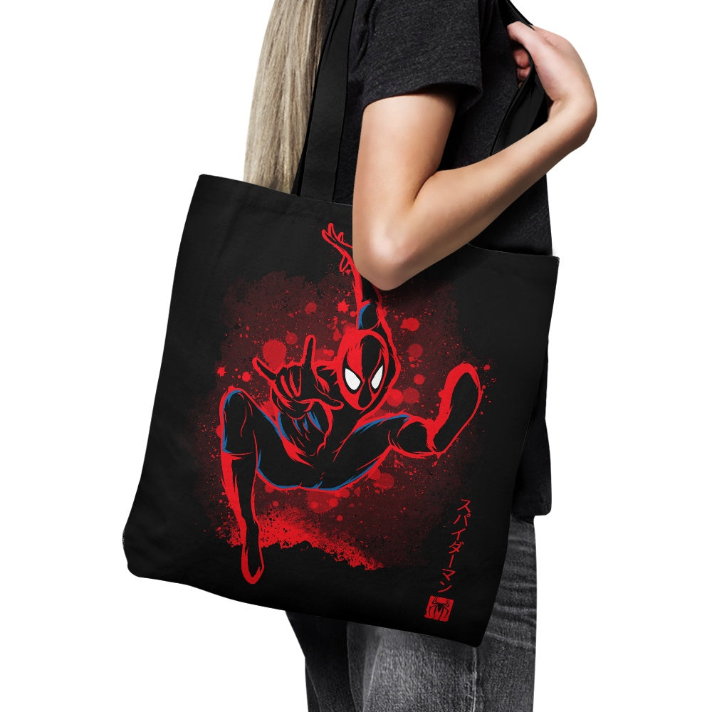 The Spider - Tote Bag