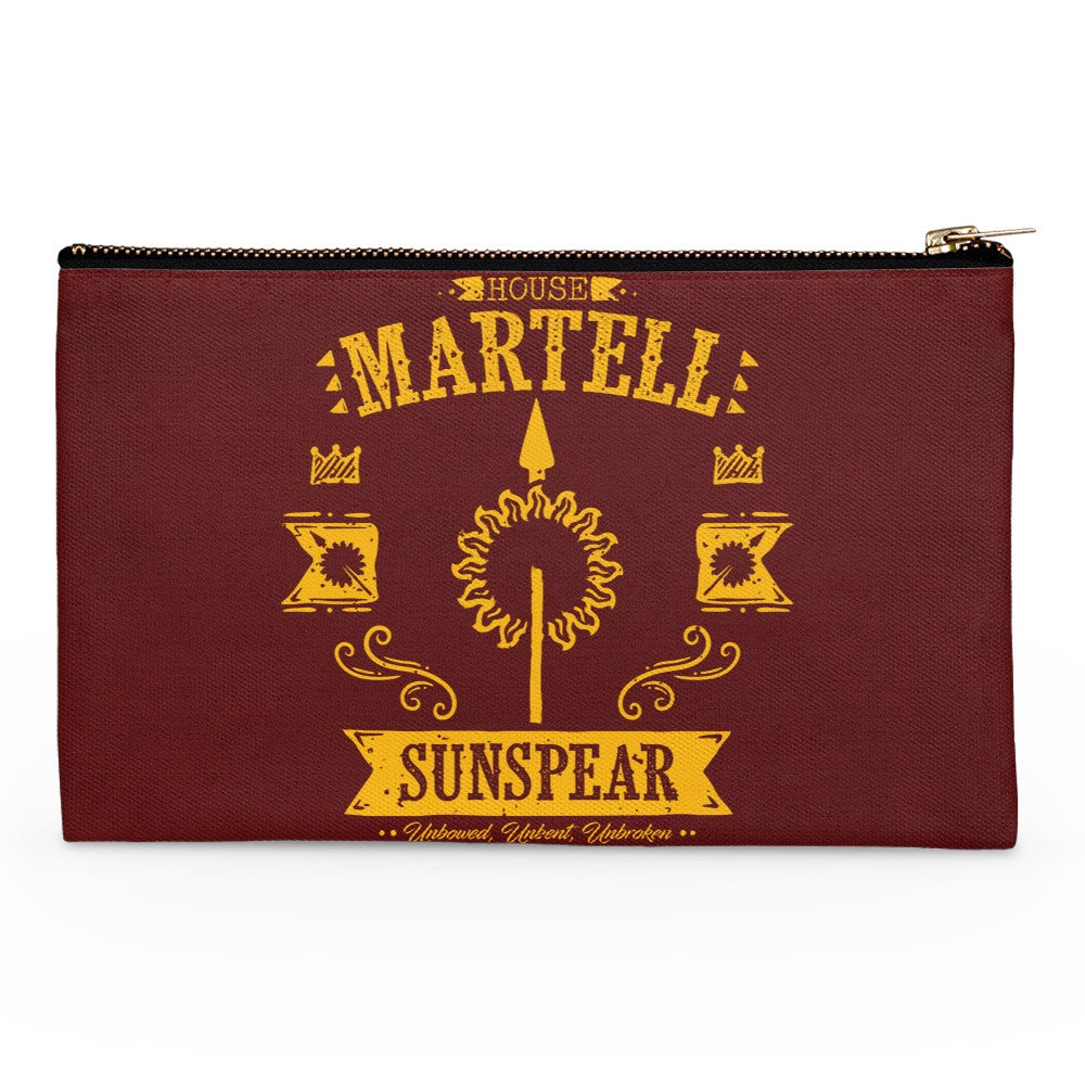 The Sunspear - Accessory Pouch