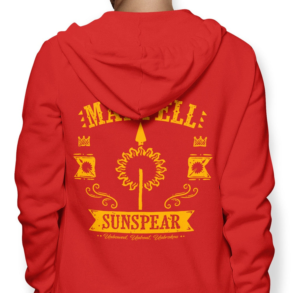 The Sunspear - Hoodie