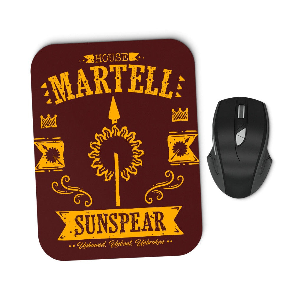 The Sunspear - Mousepad