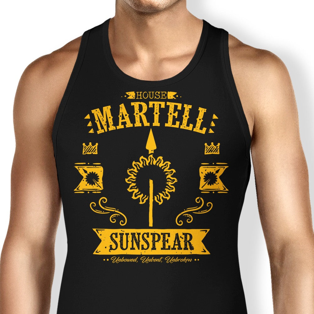 The Sunspear - Tank Top