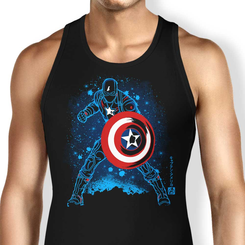 The Super Soldier - Tank Top