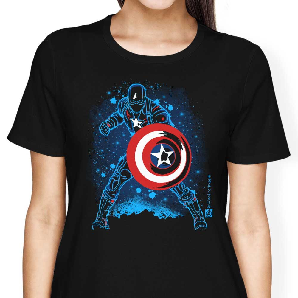 The Super Soldier - Women's Apparel