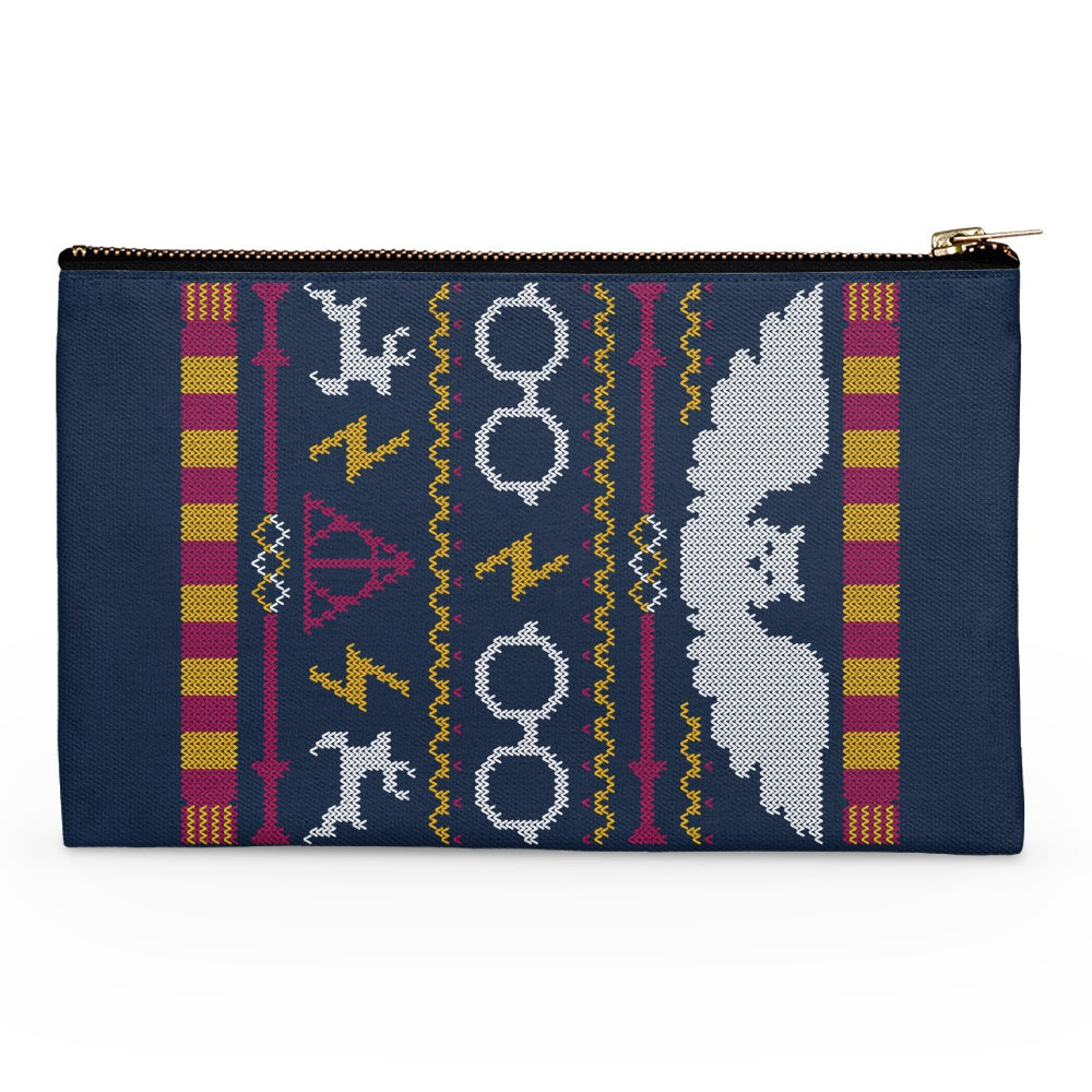 The Sweater that Lived - Accessory Pouch
