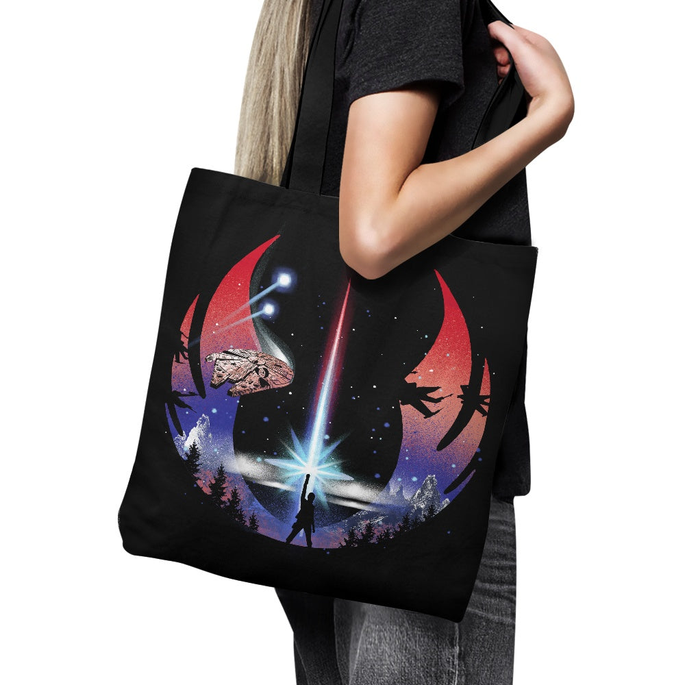 The Temple - Tote Bag