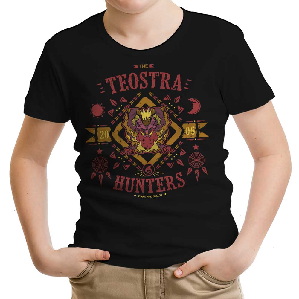 The Teostra Hunters - Youth Apparel
