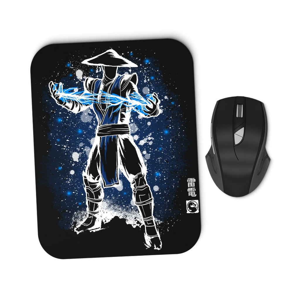 The Thunder God - Mousepad