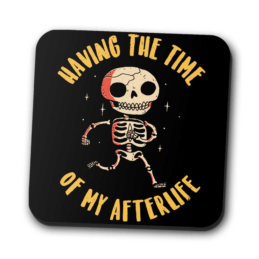 The Time of My Afterlife - Coasters