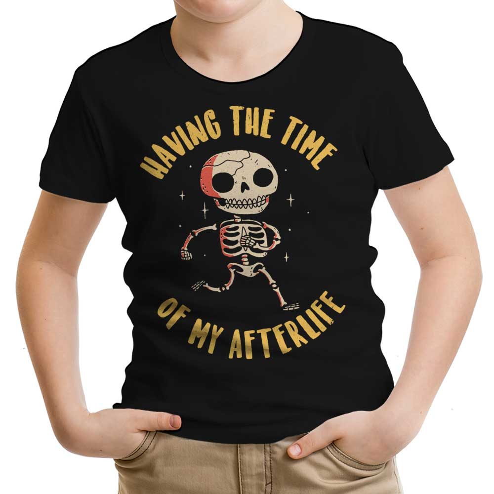 The Time of My Afterlife - Youth Apparel