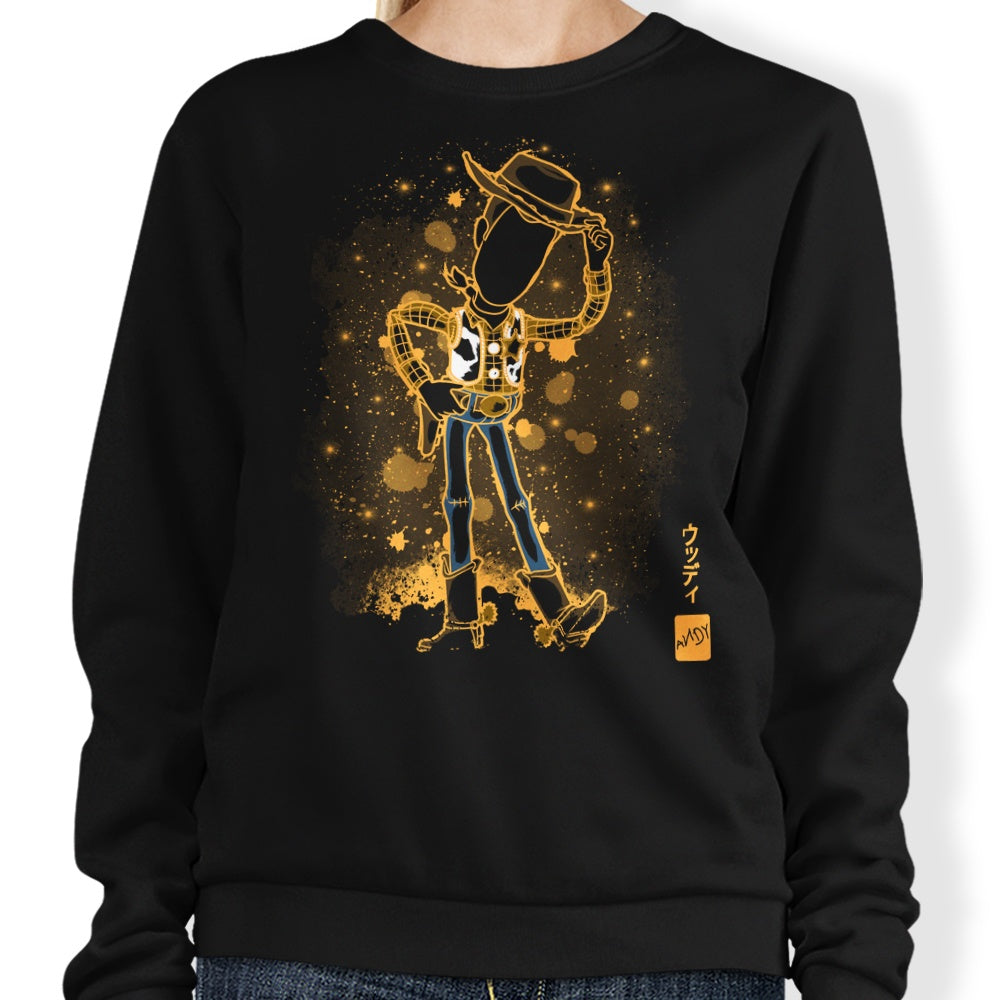 The Toy Cowboy - Sweatshirt