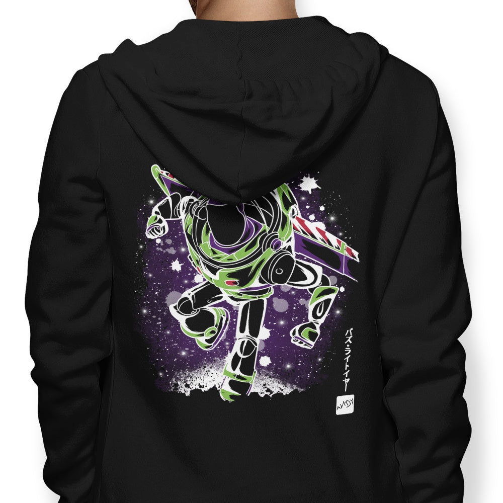 The Toy Space Ranger - Hoodie