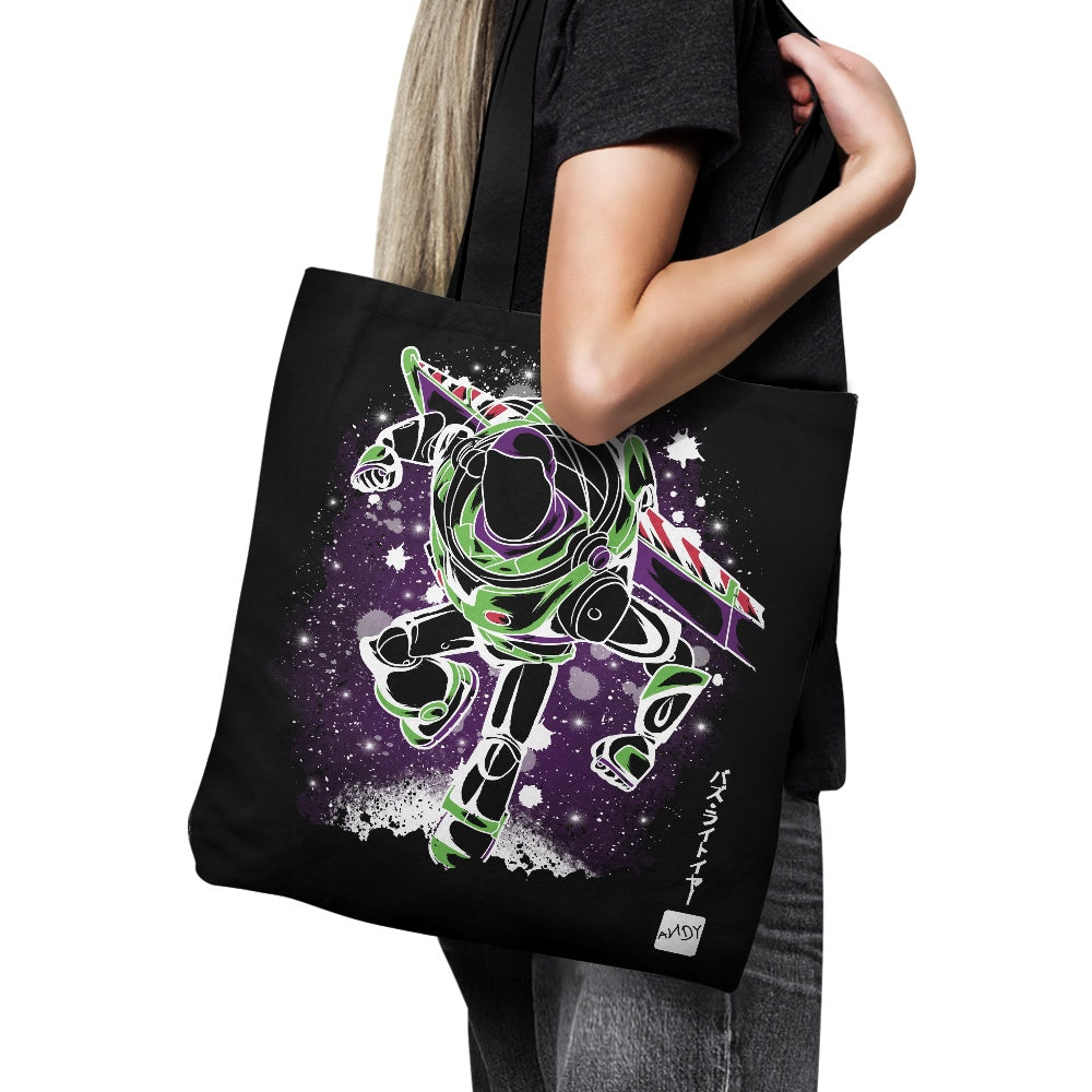 The Toy Space Ranger - Tote Bag