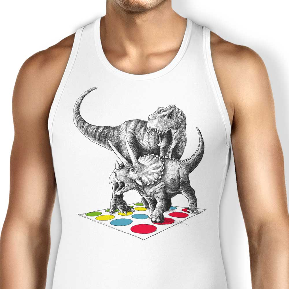 The Ultimate Dino Battle - Tank Top