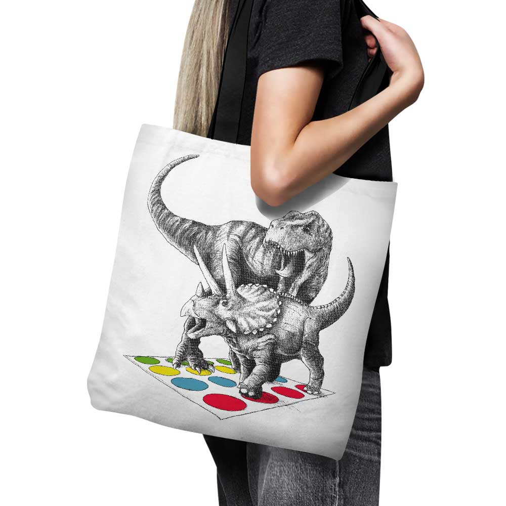 The Ultimate Dino Battle - Tote Bag