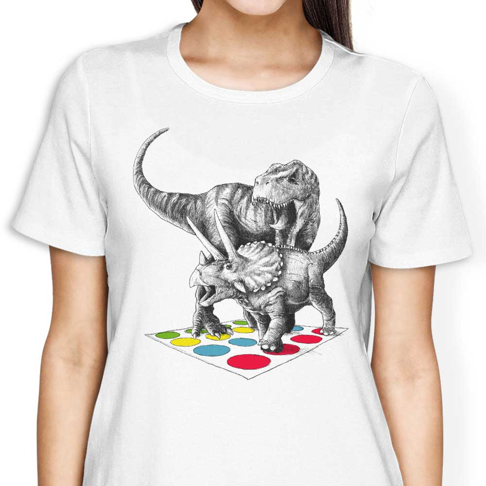 The Ultimate Dino Battle - Women's Apparel
