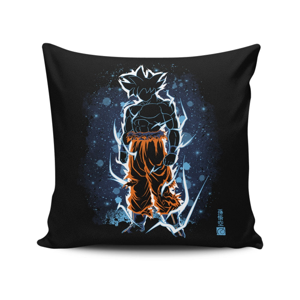 The Ultra Instinct - Throw Pillow