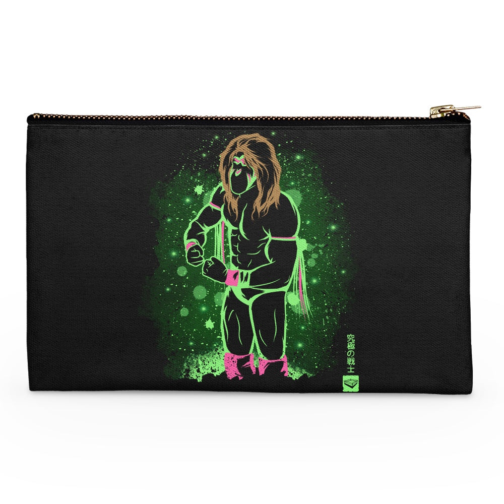 The Warrior (Alt) - Accessory Pouch