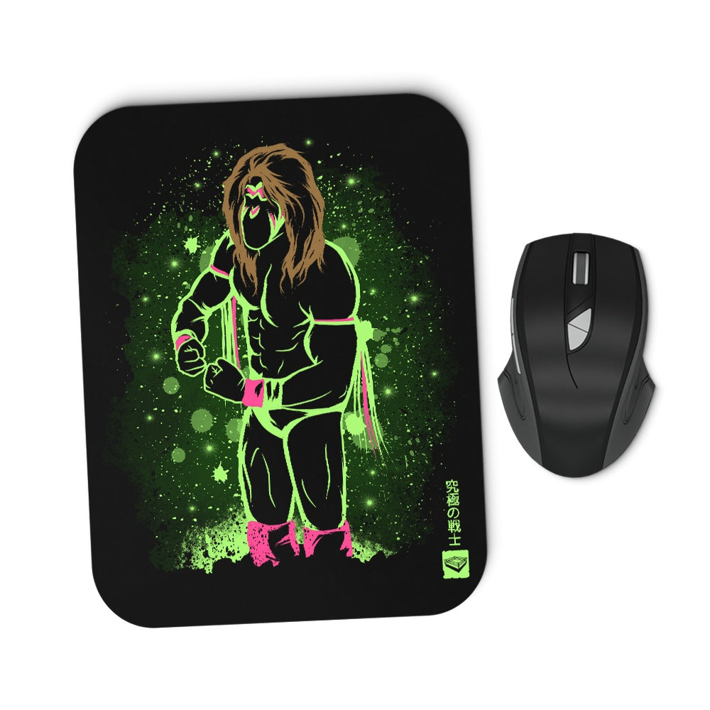 The Warrior (Alt) - Mousepad