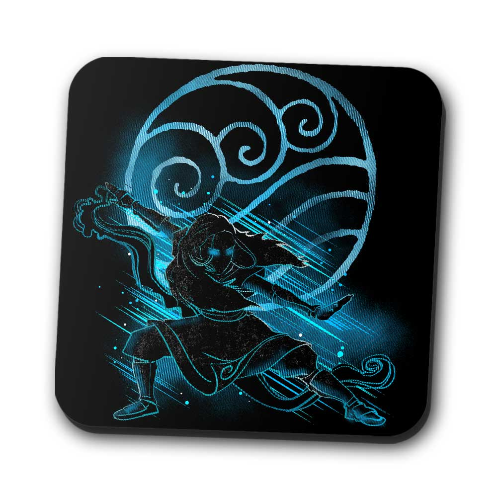 The Water Bender - Coasters