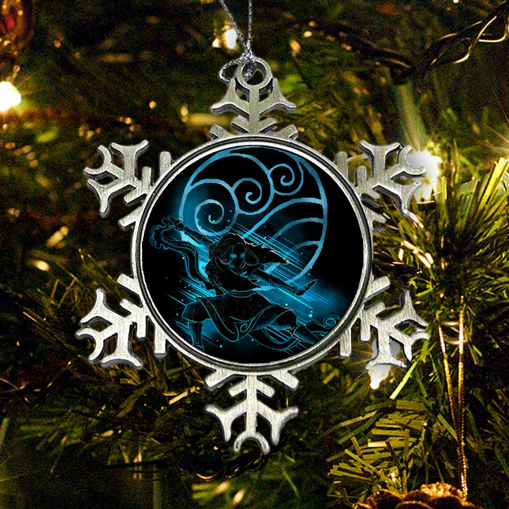 The Water Bender - Ornament