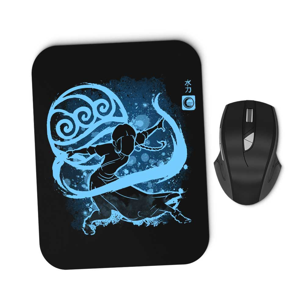 The Water Power - Mousepad
