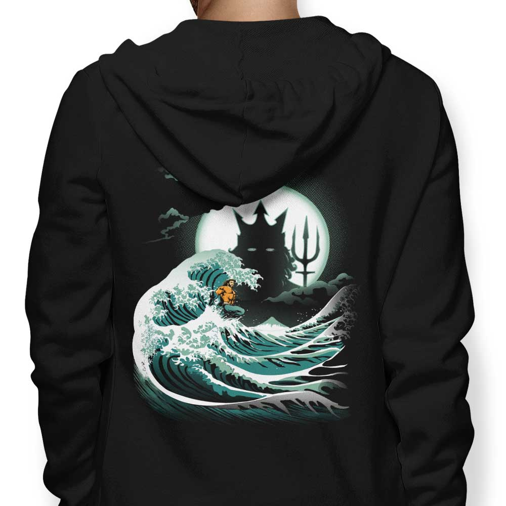 The Wave of Atlantis - Hoodie