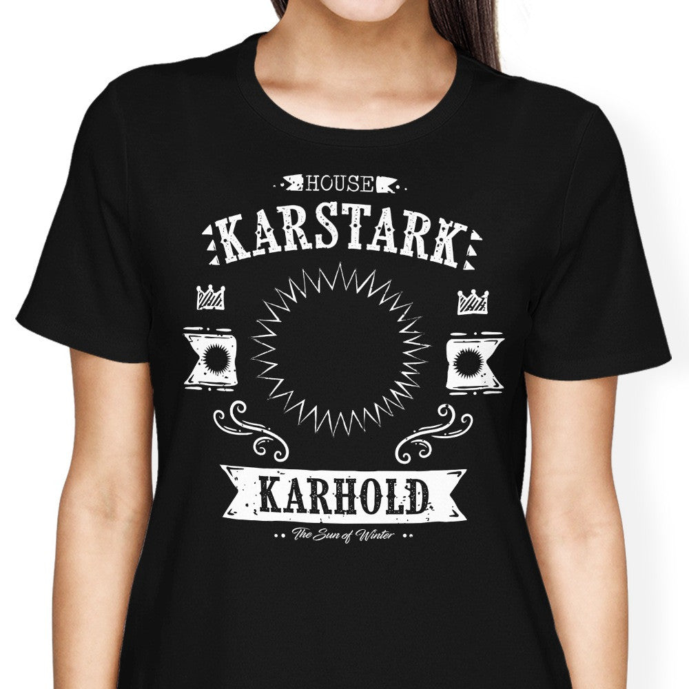 The White Starburst - Women's Apparel