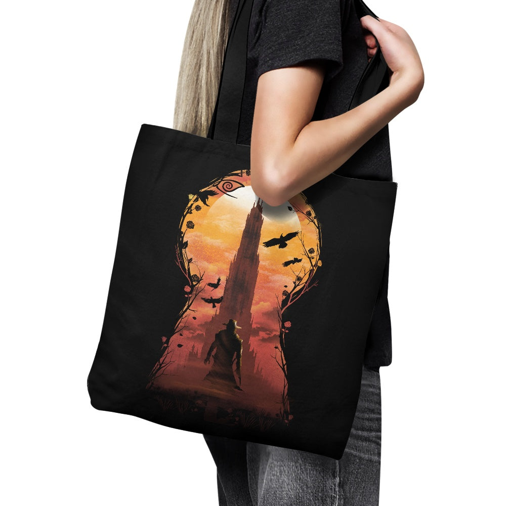 The Wind Through the Keyhole - Tote Bag