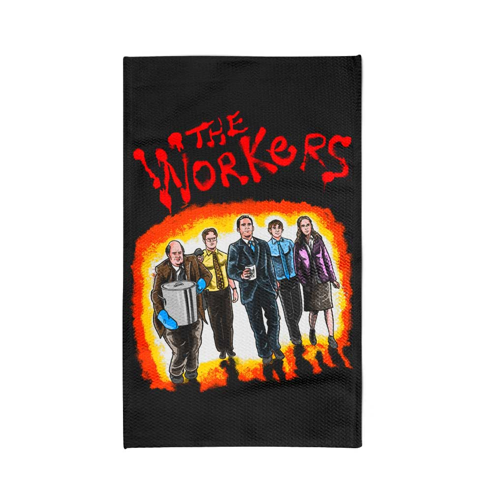 The Workers - Rug