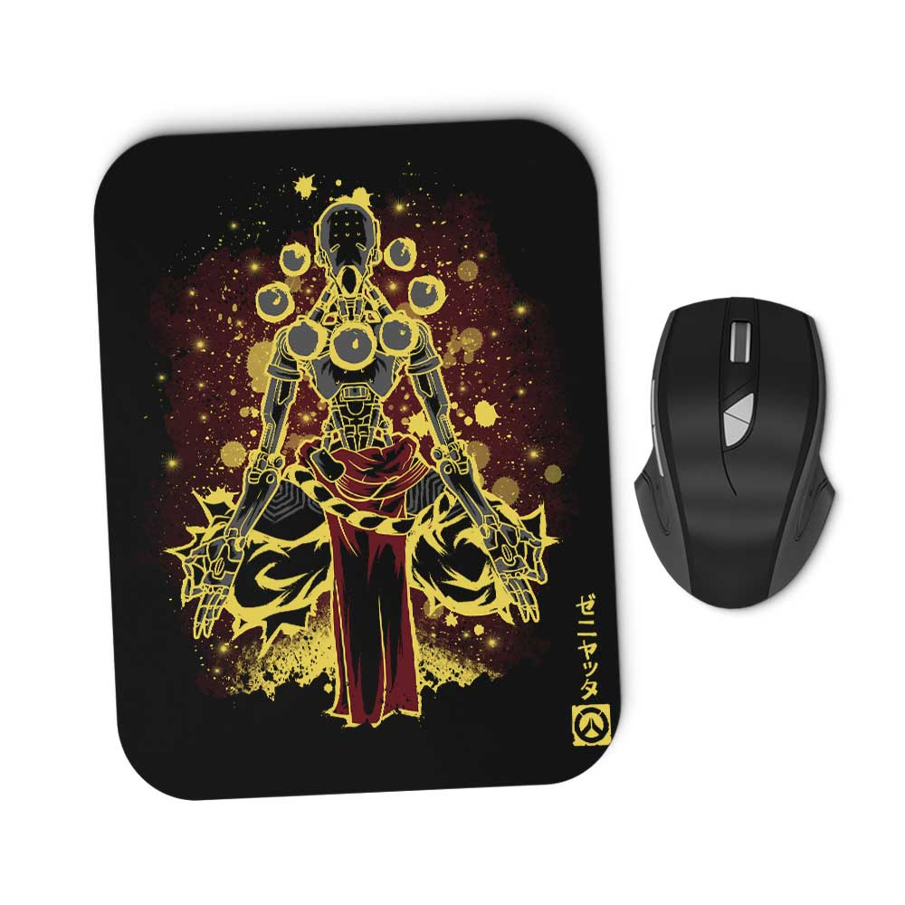 The Zen - Mousepad