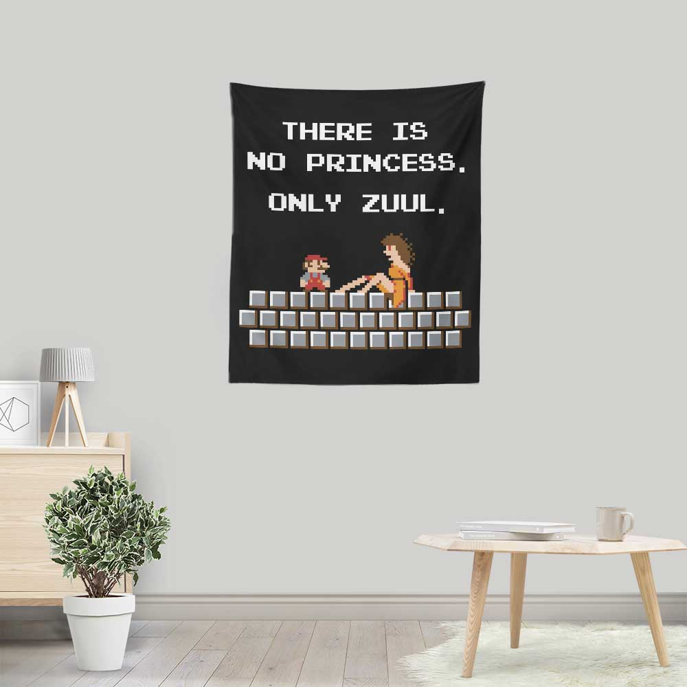 There is No Princess - Wall Tapestry