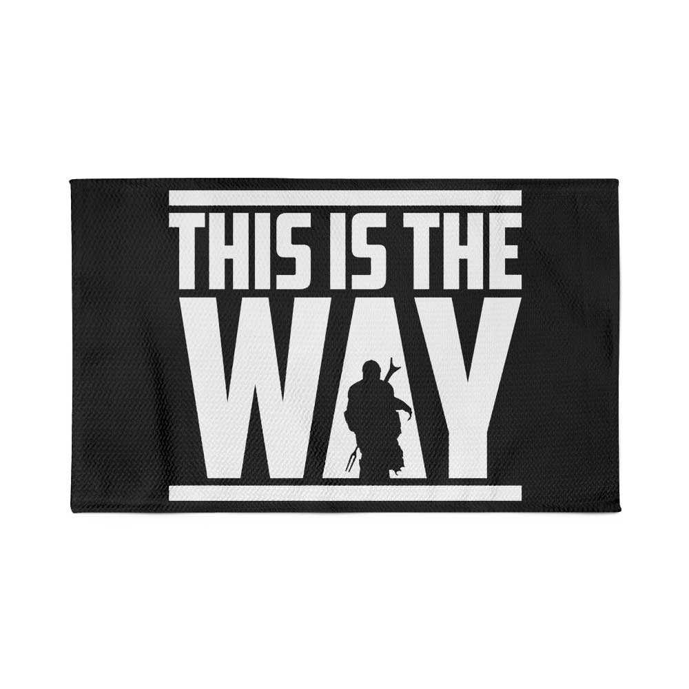 This is the Way - Rug