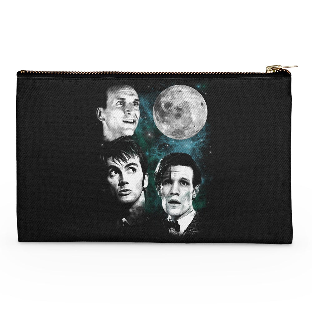 Three Doctor Moon - Accessory Pouch