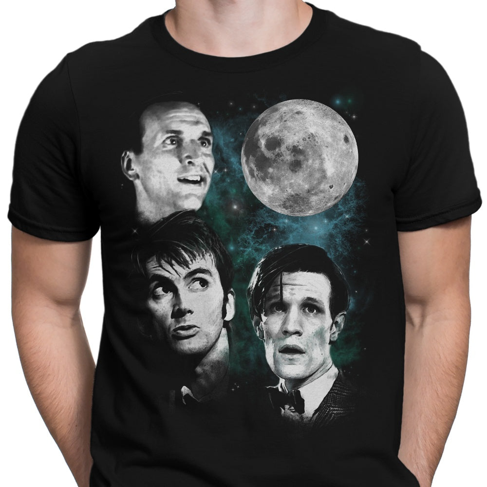 Three Doctor Moon - Men's Apparel