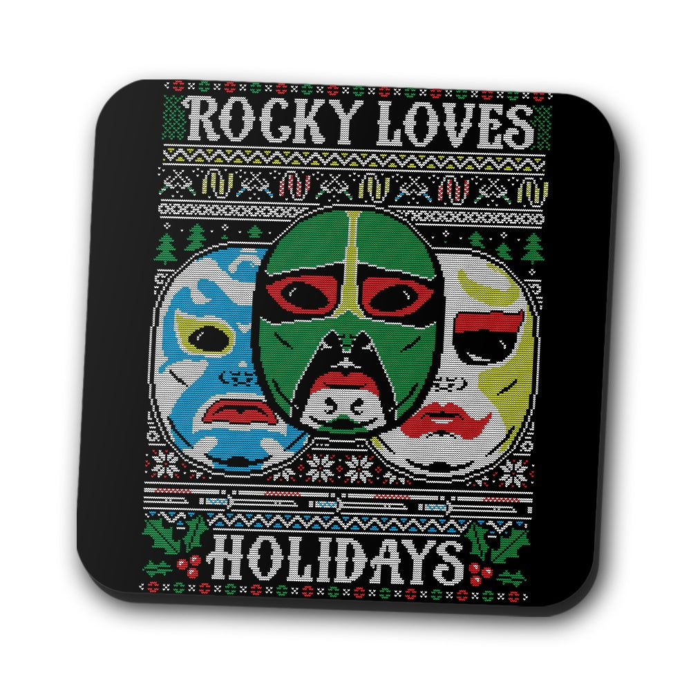Three Ninja Holidays - Coasters