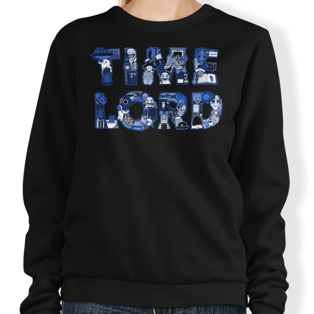 Time Lord - Sweatshirt