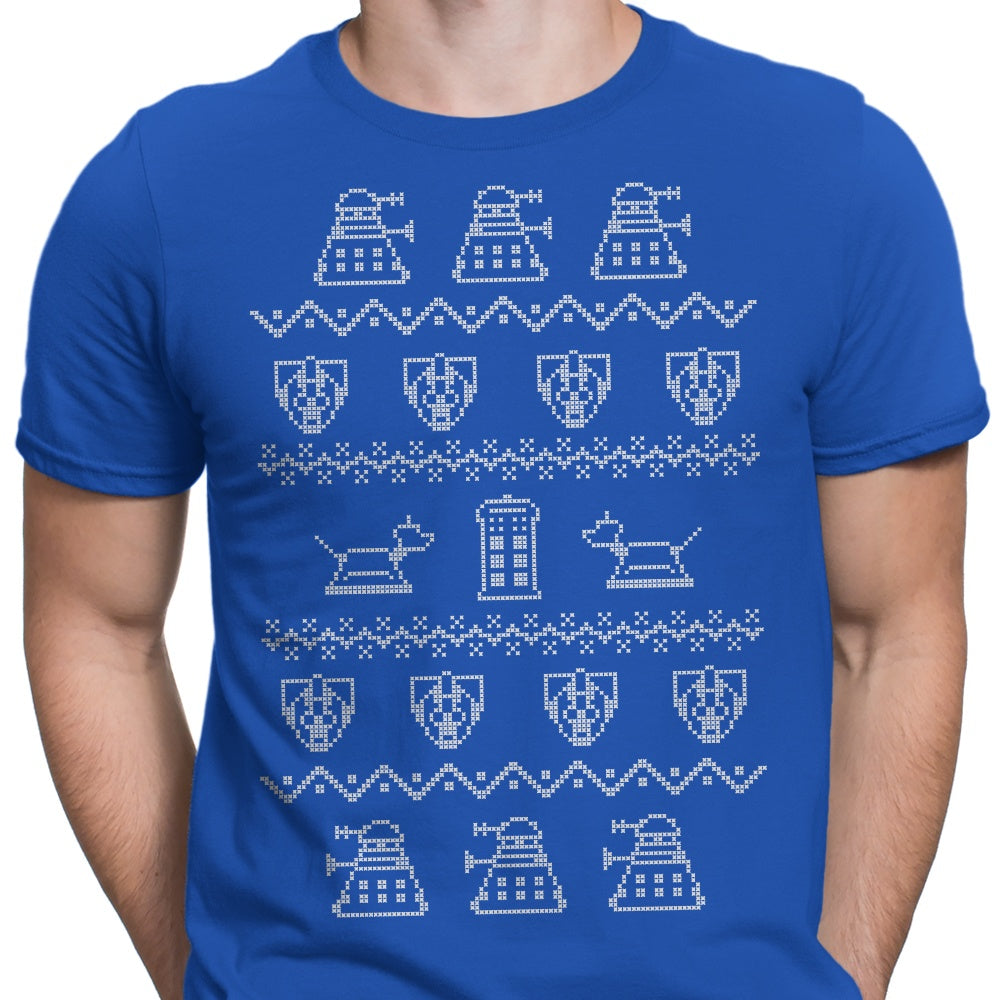 Timey Wimey Sweater - Men's Apparel